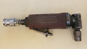 Matco Tools Mt1983 Right Angle Air Die Grinder Tested working T3