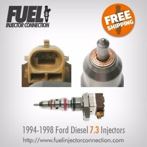 1994 1998 Ford Diesel 7 3 Injector