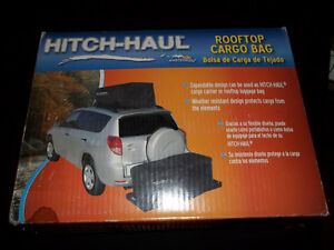 Hitch Haul Expandable Rooftop Cargo Bag 14 X 10 7 X 4 7