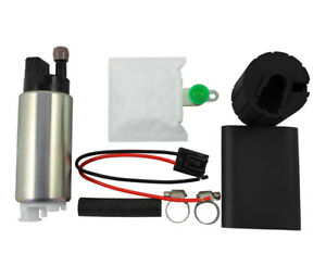Gss342 255 High Output Racing Fuel Pump Kit For Honda Civic Si K20a3 Ep3