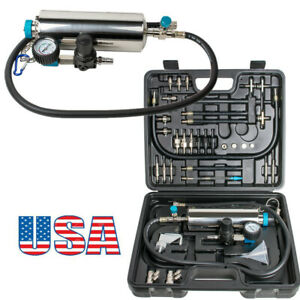 Pro Car Vehicle Fuel Injector Washing Kits Sets Gasoline Injector Cleaner Usa