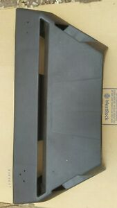 Vw Vanagon Center Dash Trim With Side Vents Heater Cover Brown Man Tranny