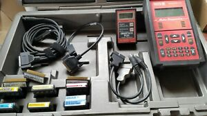 Matco Tools Diagnostic System In Case Cables Pathfinder Modules Smartach Plus