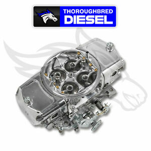 Demon 750 Cfm Aluminum Screamin Demon Carburetor Sda 750 Ms