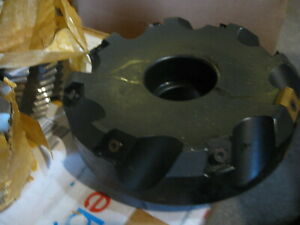Valenite Gte Face Mill Cutter Milling Facemill 6 3 4 Vue45c 065r 08 f150 Mint