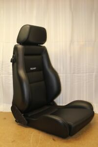 Upholstery Only Recaro Ls b Seat Eco leather New 2 Seats
