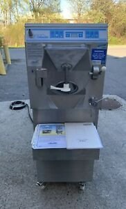 Carpigiani Lb 202 G Rtx Batch Freezer Gelato Ice Cream 3 Phase Water Cooled