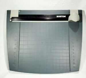 Boston 26412 Rotary Paper Cutter Trimmer Plus Extra Blade