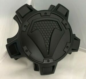 New Toyota Tundra 20 Black Alloy Prime Trd T force Tss Snap On Center Hub Cap