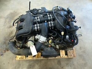 2003 Porsche Boxster Engine 2 7l Tested 88k Miles M96 23 Oem