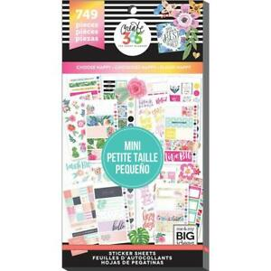 Me My Big Ideas The Happy Planner Value Pack Choose Mini 749 Stickers