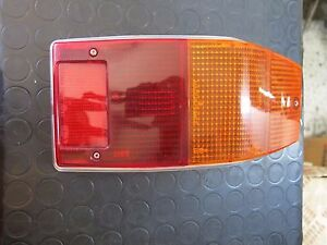 Peugeot 504 Station Wagon Right Tailight Only Plastic Lens 20432815