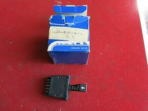 Renault 5 Windshield Cleaner Switch 7700547932