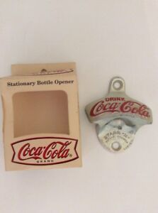Starr X Coca Cola Wall Mount Bottle Opener stationary  germany