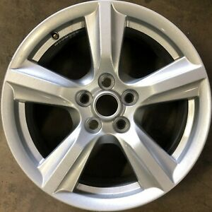 17 Inch 15 16 17 18 19 Ford Mustang Grey Machined Oem 17x7 5 Wheel Rim 10027 A