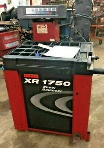 Coats Xr 1850 Ride Management System Wheel Tire Balancer Machine 320