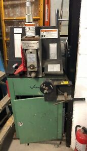 Victaulic Vic easy Hydraulic Roll Groover Series Ve 260 Local Pick Up Only