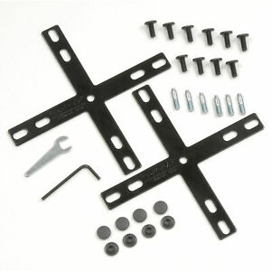 Office Panels 4 Way Connector Kit For Office Partitions Lot Of 1