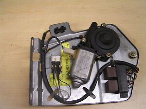 Porsche 944 N A 951 Turbo Sunroof Motor W Wiring Micro Switch Late Style Oem