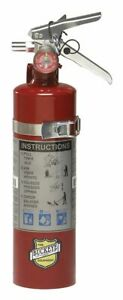 Buckeye Fire Extinguisher Dry Chemical Monoammonium Phosphate 2 1 2 Lb