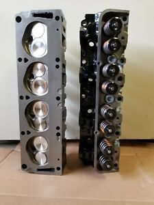 Bb Fe Ford 427 Big Block High Performance Cylinder Heads Big Port Lr Heads