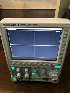 Yokogawa Dlm2022 Mixed Signal Scope mso 2ch 2 5 Gs s W 1 Probe