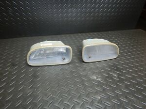 Jeep Grand Cherokee Wj 99 03 Fog Light Pair 5515136ac Oem Free Ship