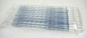 Pyrex 10 Ml In 1 10 Non sterile Serological Pipets Pipettes 53221 573 20 Ct