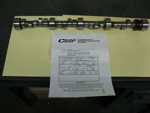 Used Crane Custom Solid Roller Cam For Small Block Chevy 1 875 Cam Journals