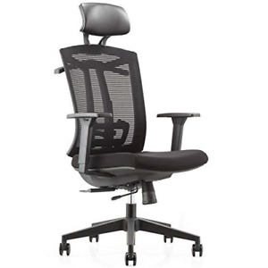 Cuboc Ergonomic Mesh High back Ultra Computer Office Chair With 2 to 1 Control