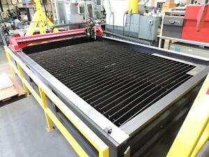 Torchmate Plasma Cutting Table W Hypertherm Powermax
