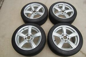 Bmw Wheels Tires 17 Oem Alloy fits Bmw Z4 2011 Capitol Tires Included
