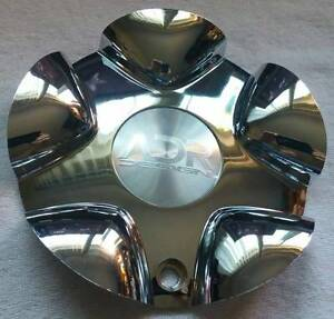 Adr Mardigras Chrome Center Cap Lug Cover