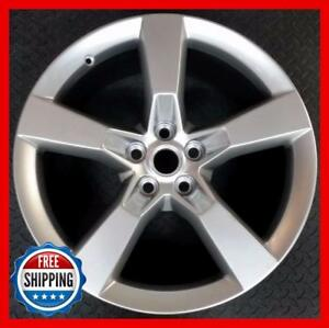 Chevy Camaro 2010 11 12 2013 2014 Factory Oem Wheel 20 Rear Rim 5448 Hyper r