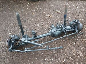 Jeep Wrangler Tj 97 06 Dana 30 Compete 3 73 Front Axle Free Shipping
