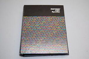 Pantone Color Specifier Library Of Color 1982