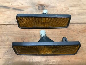 89 97 98 Geo Tracker Suzuki Sidekick Front Side marker left Right