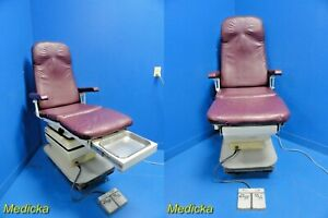 Pdm Dmi Vacudent Q2020 Power Podiatry Exam Chair W Foot Switch 16920