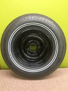 Vintage Goodyear Good Year E78 14 Black Sidewall Polyglas Tire Nova Camaro New