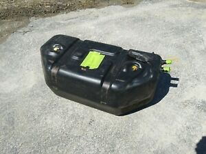 Oem Jeep Wrangler Yj 20 Gallon Poly Fuel Gas Tank Excellent Condition