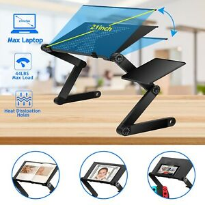 360 Adjustable Laptop Table Stand Lap Sofa Tray Notebook Desk Computer Holder