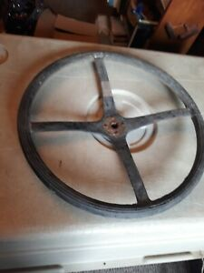 Model T Ford Steering Wheel 17 In Man Cave Project Repurpose