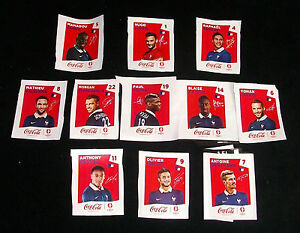 Stickers-panini football stickers euro 2016 coca cola-your choice