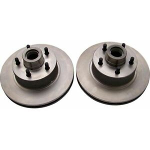 Vintage Parts Vpabr9 11in 1928 1948 Ford Rotors 5x4 5 Ford Bolt Pattern 1 Pair