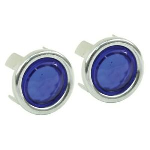 Blue Dot For Tail Lights Sold As Pair Dunebuggy Vw