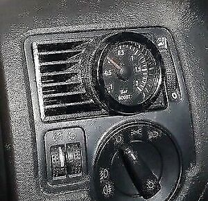 Volkswagen Vw Mkiv Golf 52mm Vent Boost Gauge Pod Angled 1997 2005