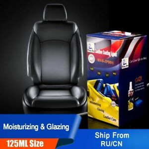 Leather Moisturizing Liquid Repair Care Seat Upholstery Leather Coating Agent