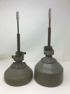 Lot Of 2 Ridgid K 50 Drain Snake Cable Drums 1 4 3 8 Full Sewer Cleaner
