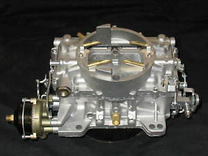 Restored Carter Afb 3720s Dtd K4 1965 Corvette Chevy 300hp Auto Trans Carburetor