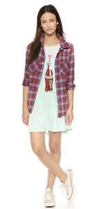 Wildfox Couture Women's Coca Cola Sip It Up Cassidy Dress Size Large